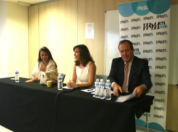 13º Encuentro WomenCEO – 19 de septiembre de 2013:  IEDE (Universidad Europea de Madrid)