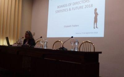 La mujer en Consejos de Administración y puestos de dirección, por Elisabeth Trallero