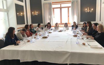 WomenCEO Valencia: comida-coloquio con Amparo Ribera