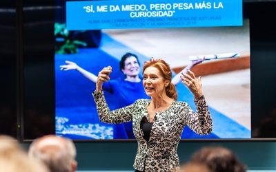 Teresa Viejo: El Círculo virtuoso de la Curiosidad